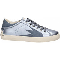 Schuhe Damen Sneaker Low Crime London CRIME light-blue
