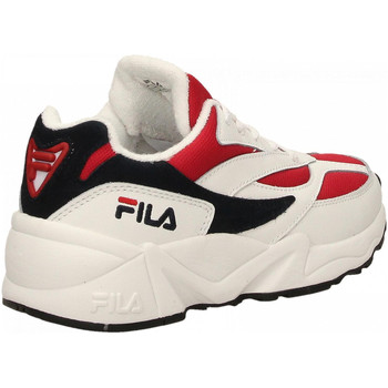 Fila V94M LOW WMN 02m-white-pearl-blue - Schuhe Sneaker Low Damen 5450