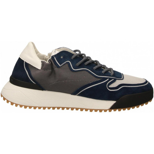 Schuhe Herren Sneaker Low Crime London CRIME blue