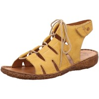 Schuhe Damen Sandalen / Sandaletten Josef Seibel Sandaletten Sandalette Rosalie 39 7953995/800 gelb
