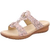 Schuhe Damen Pantoletten / Clogs Ara Pantoletten 12-27270-74 beige