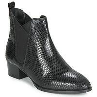 Schuhe Damen Low Boots Ravel LOBURN Schwarz