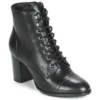 Schuhe Damen Low Boots Ravel MARCO Schwarz