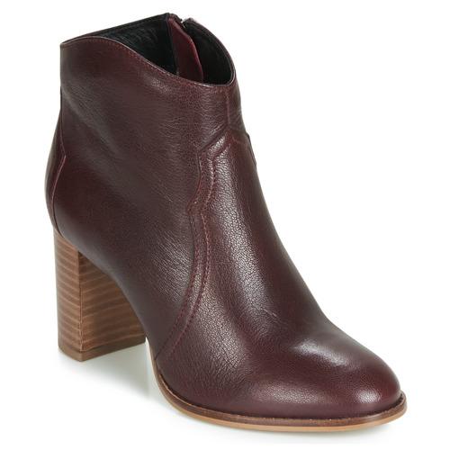Schuhe Damen Low Boots Ravel FOXTON Bordeaux