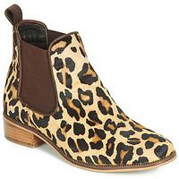 Schuhe Damen Boots Ravel GISBORNE Leopard