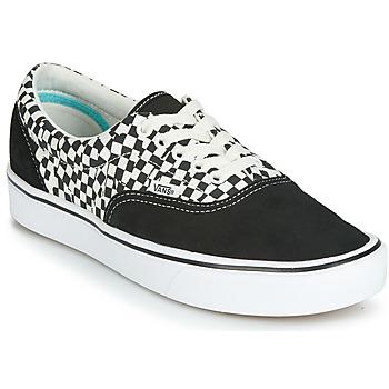 Schuhe Sneaker Low Vans COMFYCUSH ERA Schwarz / Weiss