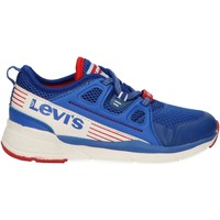 Schuhe Kinder Multisportschuhe Levi's VORE0002T BROOKLYN Azul