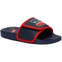 Schuhe Jungen Pantoletten Levi's VPOL0021S GAME Azul