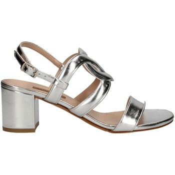 Schuhe Damen Sandalen / Sandaletten Albano 2054 SILVER