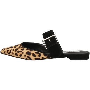 Schuhe Damen Pantoletten / Clogs Steve Madden EDISON BLACK