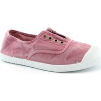 Schuhe Kinder Tennisschuhe Cienta CIE-CCC-70777-42-2 Rosa