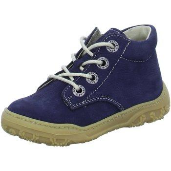 Schuhe Jungen Babyschuhe Ricosta Schnuerschuhe CORRY 69 1425900 179 blau
