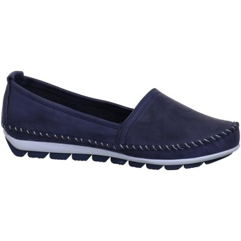 Schuhe Damen Slipper Gemini Slipper NAVY 003122-01-802 blau