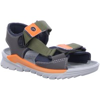 Schuhe Jungen Sportliche Sandalen Ricosta Schuhe Bob 4523000-460 grau