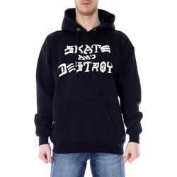 Kleidung Herren Sweatshirts Thrasher 113106 Nero