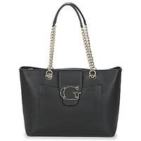 Taschen Damen Shopper / Einkaufstasche Guess CAMILA Schwarz