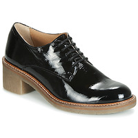 Schuhe Damen Derby-Schuhe Kickers OXYBY Schwarz