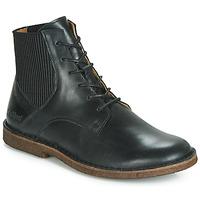 Schuhe Damen Boots Kickers TITI Schwarz