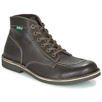 Schuhe Herren Boots Kickers KICKSTONER Braun
