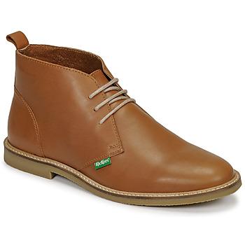 Schuhe Herren Boots Kickers TYL Camel