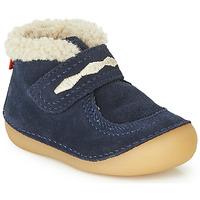 Schuhe Kinder Boots Kickers SOETNIC Marine