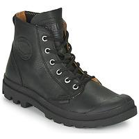 Schuhe Boots Palladium PAMPA HI LTH UL Schwarz