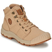 Schuhe Herren Sneaker High Aigle TENERE LIGHT Beige