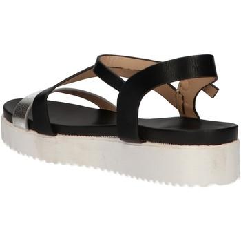MTNG 50083 Plateado - Schuhe Sandalen / Sandaletten Damen 3499