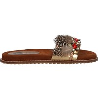 Schuhe Damen Pantoletten Gioseppo 45391 Beige