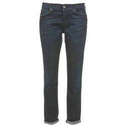 Kleidung Damen Slim Fit Jeans 7 for all Mankind JOSEFINA Blau