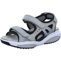 Schuhe Damen Sportliche Sandalen Xsensible Sandaletten Perla 30050.1.085 grau
