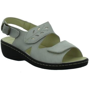 Schuhe Damen Sandalen / Sandaletten Longo Sandaletten Sandatette mit Fußbett 1019653 Other