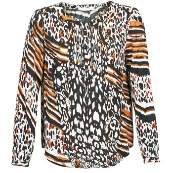 Kleidung Damen Tops / Blusen See U Soon CABRI Multifarben