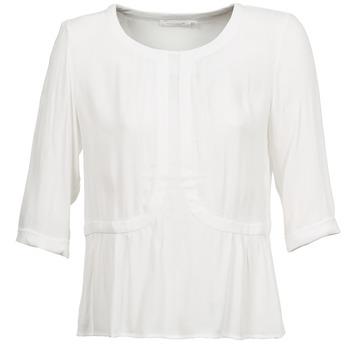 Kleidung Damen Tops / Blusen See U Soon CABRILA Weiss
