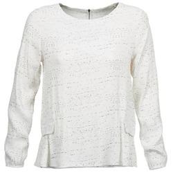Kleidung Damen Tops / Blusen See U Soon CABRINOU Weiss