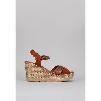 Schuhe Damen Sandalen / Sandaletten Sandra Fontan TORRALVENT Braun