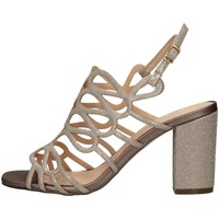 Schuhe Damen Sandalen / Sandaletten Menbur 09524 STONE