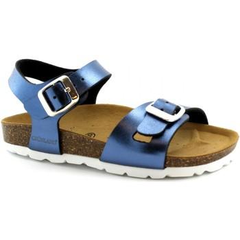 Schuhe Mädchen Sandalen / Sandaletten Grunland GRU-E19-SB0393-BL-a Blu