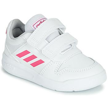 Schuhe Mädchen Sneaker Low adidas Performance VECTOR I Weiss / Rose