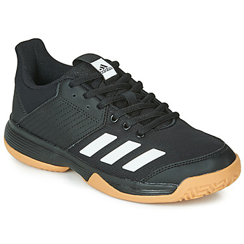Schuhe Kinder Sneaker Low adidas Performance LIGRA 6 YOUTH Schwarz