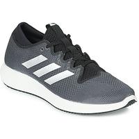 Schuhe Herren Sneaker Low adidas Performance EDGE FLEX M Schwarz / Grau