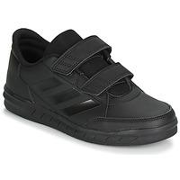 Schuhe Kinder Sneaker Low adidas Performance ALTASPORT CF K Schwarz