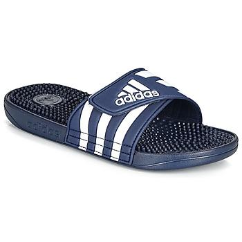 Schuhe Pantoletten adidas Performance ADISSAGE Marine