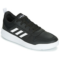 Schuhe Kinder Sneaker Low adidas Performance VECTOR K Schwarz / Weiss