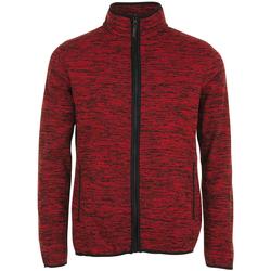 Kleidung Strickjacken Sols TURBO MODERN STYLE Rojo