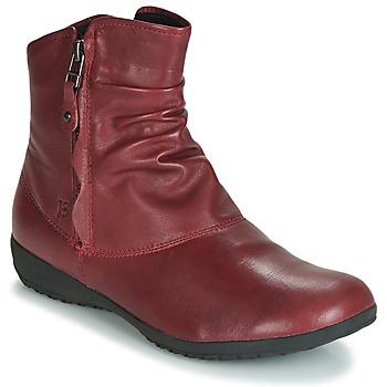 Schuhe Damen Boots Josef Seibel NALY 24 Carmina