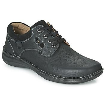 Schuhe Herren Derby-Schuhe Josef Seibel ANVERS 36 Schwarz