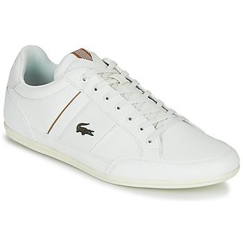 Schuhe Herren Sneaker Low Lacoste CHAYMON 319 1 Weiss