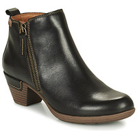 Schuhe Damen Low Boots Pikolinos ROTTERDAM 902 Schwarz