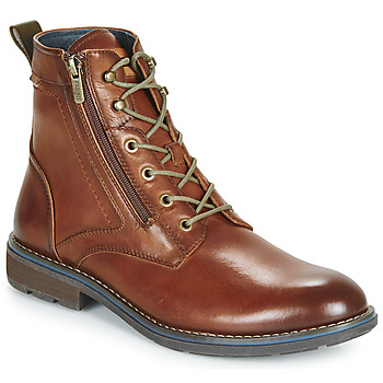 Schuhe Herren Boots Pikolinos YORK M2M Braun